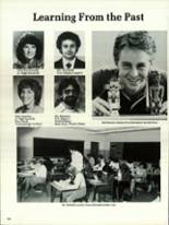 1984 North Warren High School Yearbook Page 128 & 129