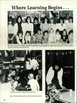 1984 North Warren High School Yearbook Page 130 & 131