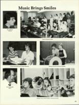 1984 North Warren High School Yearbook Page 132 & 133