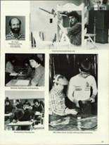 1984 North Warren High School Yearbook Page 134 & 135