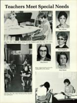1984 North Warren High School Yearbook Page 136 & 137