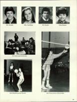 1984 North Warren High School Yearbook Page 138 & 139