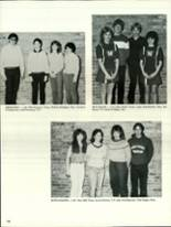 1984 North Warren High School Yearbook Page 140 & 141
