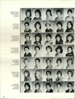 1984 North Warren High School Yearbook Page 154 & 155