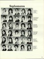 1984 North Warren High School Yearbook Page 156 & 157