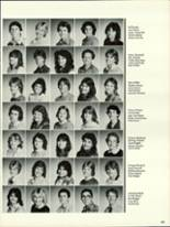 1984 North Warren High School Yearbook Page 158 & 159