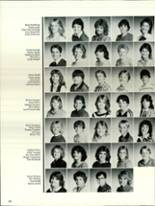 1984 North Warren High School Yearbook Page 160 & 161