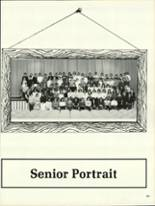 1984 North Warren High School Yearbook Page 166 & 167