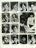 1984 North Warren High School Yearbook Page 168 & 169