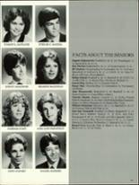 1984 North Warren High School Yearbook Page 174 & 175