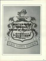 1984 North Warren High School Yearbook Page 198 & 199