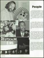 1991 Agua Fria Union High School Yearbook Page 32 & 33