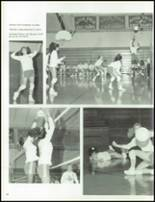 1991 Agua Fria Union High School Yearbook Page 42 & 43
