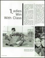 1991 Agua Fria Union High School Yearbook Page 58 & 59