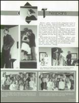 1991 Agua Fria Union High School Yearbook Page 86 & 87