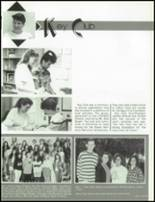 1991 Agua Fria Union High School Yearbook Page 100 & 101