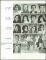 1991 Agua Fria Union High School Yearbook Page 134 & 135