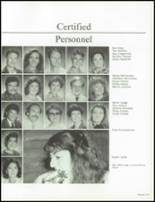 1991 Agua Fria Union High School Yearbook Page 176 & 177
