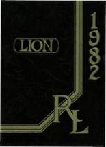 1982 Yearbook Red Lion Area High School