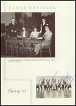 1942 Sweetwater-Newman High School Yearbook Page 24 & 25