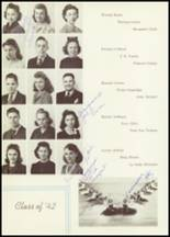 1942 Sweetwater-Newman High School Yearbook Page 26 & 27