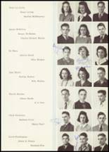 1942 Sweetwater-Newman High School Yearbook Page 28 & 29