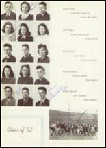 1942 Sweetwater-Newman High School Yearbook Page 30 & 31