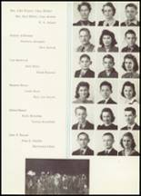 1942 Sweetwater-Newman High School Yearbook Page 36 & 37