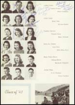 1942 Sweetwater-Newman High School Yearbook Page 38 & 39