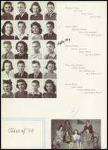 1942 Sweetwater-Newman High School Yearbook Page 48 & 49