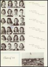 1942 Sweetwater-Newman High School Yearbook Page 50 & 51