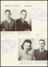 1942 Sweetwater-Newman High School Yearbook Page 110 & 111