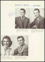 1942 Sweetwater-Newman High School Yearbook Page 112 & 113