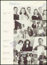 1942 Sweetwater-Newman High School Yearbook Page 118 & 119