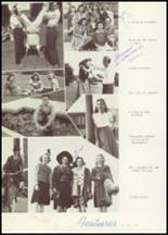 1942 Sweetwater-Newman High School Yearbook Page 120 & 121