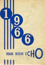 1966 Yearbook Man High School