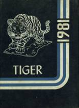 1981 Yearbook Gordonsville High School