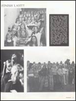 1976 John Glenn High School Yearbook Page 44 & 45