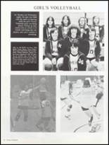 1976 John Glenn High School Yearbook Page 78 & 79