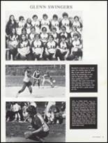 1976 John Glenn High School Yearbook Page 84 & 85