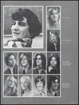1976 John Glenn High School Yearbook Page 110 & 111