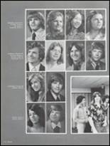 1976 John Glenn High School Yearbook Page 116 & 117