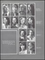 1976 John Glenn High School Yearbook Page 124 & 125