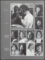 1976 John Glenn High School Yearbook Page 126 & 127