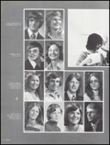 1976 John Glenn High School Yearbook Page 128 & 129