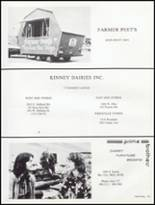 1976 John Glenn High School Yearbook Page 168 & 169