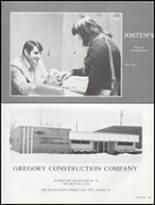 1976 John Glenn High School Yearbook Page 170 & 171