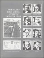 1976 John Glenn High School Yearbook Page 192 & 193