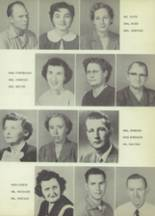 1954 Winston County High School Yearbook Page 10 & 11