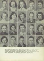 1954 Winston County High School Yearbook Page 28 & 29